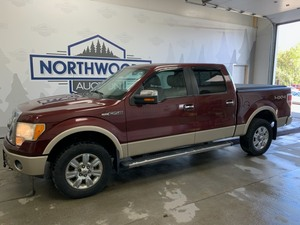 2010 Ford F-150 4x4 -No Reserve-