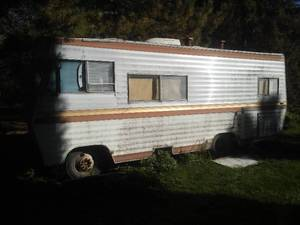 1973 Dodge Coachmen Motorhome 440. Starts Great, Runs and Drives.