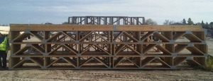Floor Trusses 30 foot,  (39) NEW