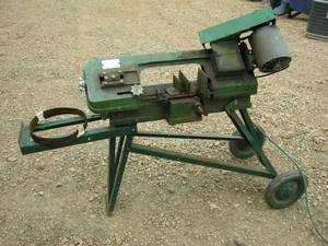 Dayton Metal Cutting Band Saw