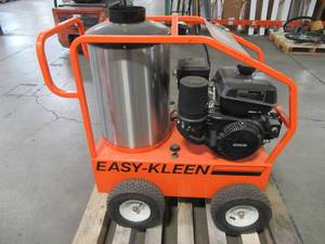 Easy-Kleen Commercial Hot Water Gas-Oil Fired Pressure Washer EZO4035G-K-GP-12-SP