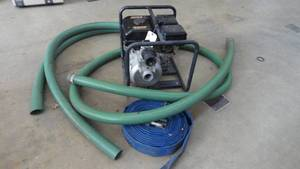 Power Mate Pump & Hose