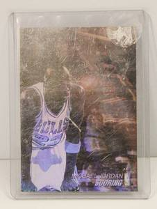 1991 - 1992 Michael Jordan Upper Deck Basketball Card