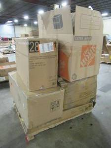 WHOLESALE MIXED PALLET OF MISCELLANEOUS OUTDOOR PATIO DINING SETS!