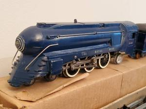 Vintage American Flyer 3/16 Train Set