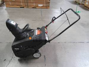 Remington 21 in. 179cc Single-Stage Electric Start Gas Snow Blower RM2140