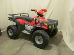 Polaris 700 four-wheeler