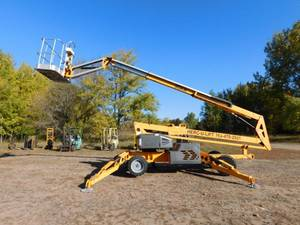 2014 Bil-Jax 55XA Self Propelled 4WD Boom Lift