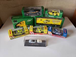 Menards Collectible Cars