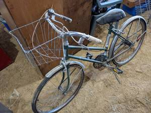 Vintage Bicycle (All-Pro SSK)...