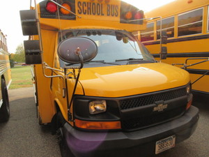 2005 CHEVY SCHOOL BUS