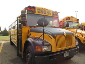 2003 INTERNATIONAL SCHOOL BUS