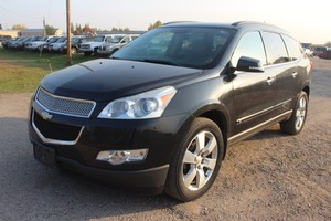 2009 Chevrolet Traverse LTZ - 2 Owners