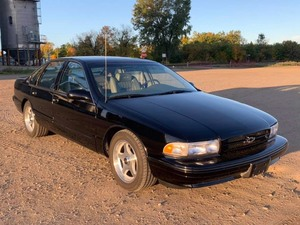 1996 Chevrolet Impala SS ---ONE OWNER---   ---27,318 MILES---