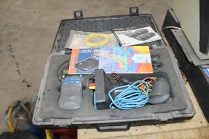 Toolrama Mercedes-Benz, BMW, VW, and Audi Diagnostic Reader, Manuals, Case