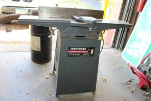 "Craftsman Contractor Series 6-1/8"" Jointer/Planar"
