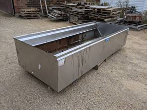 Stainless Steel Larkin Commercial Hood
