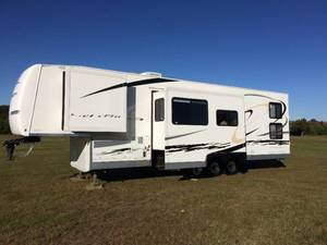 2006 Endura Max Wide Open 5th Wheel Camper/Toy-Hauler