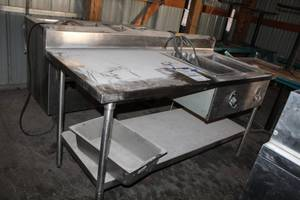NSF Stainless Steel Commercial Steam Table