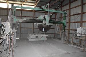 Gantry Granite/Bridge Saw