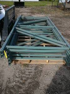 Pallet Racking Up Right Frames ONLY