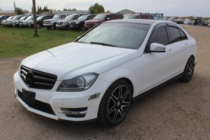 2013 Mercedes-Benz C Class C300 AWD - ALL 4 BRAND NEW TIRES