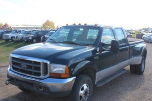 1999 Ford F350 Super Duty 7.3l PowerStroke Diesel 4x4