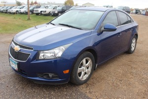 2012 Chevrolet Cruze LT- 2 Owners