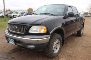 2003 Ford F150 Crew Cab 4x4 - 2 Owners