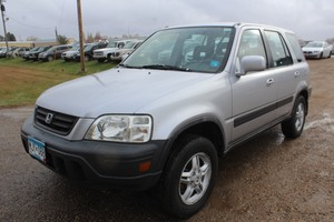 2001 Honda CR-V EX AWD - 2 Owners
