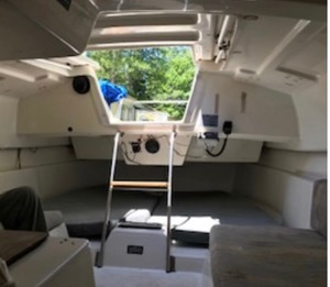 1990 MacGregor 25 Foot Sailboat & Trailer
