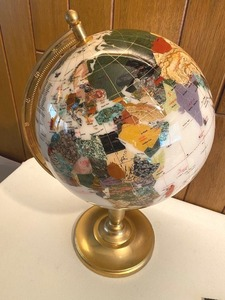 Beautiful Table Top Globe