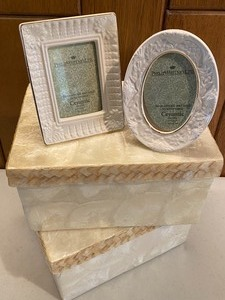 Decorative Boxes and Frames
