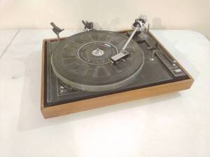 BIC Belt Drive 980 Turntable Record Player