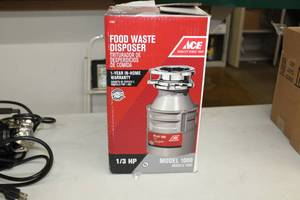 Ace Hardware Food Waste Disposer 1000