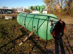 "Air Expansion Tank, 60"" Diameter X ..."