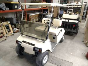 Club Car Gas Golf Cart, Good Workin...