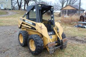John Deere Skid Steer Loader 5575