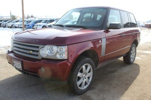 2006 Land Rover Range Rover HSE AWD- 2 Owners