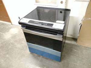 Ikea Electric Range, Model IES790GS...