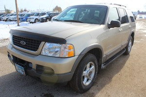 2002 Ford Explorer XLT - 1 Owner
