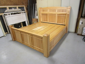 (New) King Size Bed