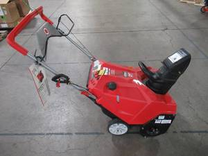 Troy-Bilt Squall 208E 21-in Single-stage Gas Snow Blower 31AS2T7G711