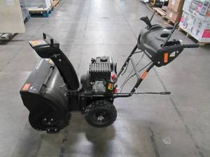 Power Care 24 in. Two-Stage Gas Snow Blower with Electric Start and Headlight 1004 410 363