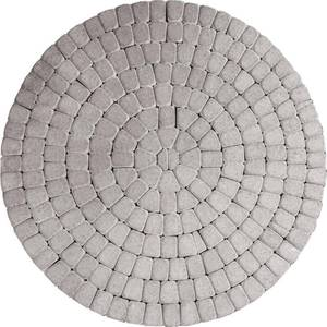 Mutual Materials Cascade Blend Concrete Old Dominion Paver Circle Kit - PV060ODCRCAM