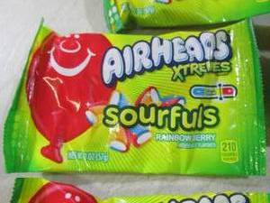 12 Bags of Airheads Xtremes Sourful...