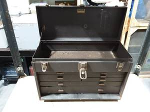 Kennedy Machinist Tool Box With 7 Drawers