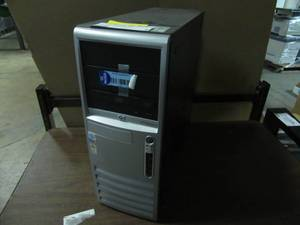 HP Compaq DC7600 Tower Pentium 4 @ 3.00Ghz 1GB No HDD No OS