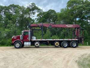 2001 Kenworth T800 Boom Truck Chassis