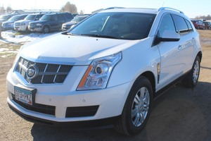 2011 Cadillac SRX4 Luxury AWD - 2 Owners